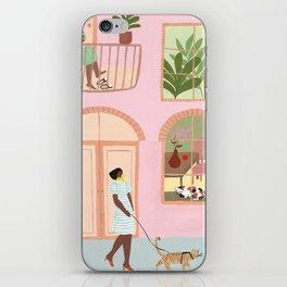 Indoor Kitties iPhone Skin