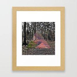 SEASONS Framed Art Print