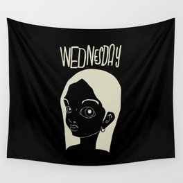 Wednesday Wall Tapestry