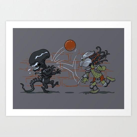 AvsP Art Print