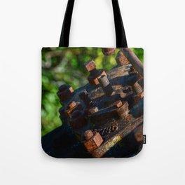 Rust - II Tote Bag