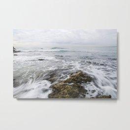 seascape, island coast Metal Print