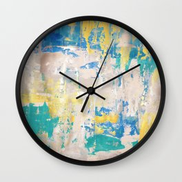 Forgotten Places Wall Clock
