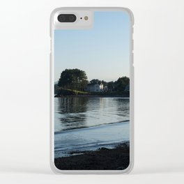 Alaska Bay pt.2 Clear iPhone Case