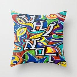 Wall-Art-025 Throw Pillow