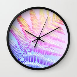 Hello Candy Fern! #foliage #homedecor #lifestyle Wall Clock