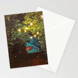 Follow the Lights (Color) Stationery Cards