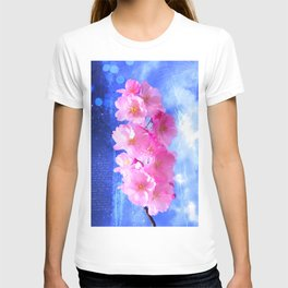 Japanese ornamental cherry T-shirt