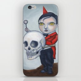 Head Banger - Carnival Sideshow Freak iPhone Skin