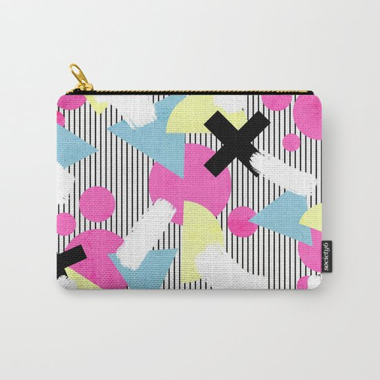 80's Theme Carry-All Pouch