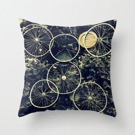 Tire - less Throw Pillow