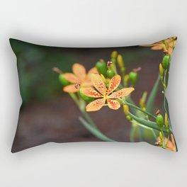Elemental Rectangular Pillow