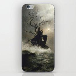 Sirenum Scopuli iPhone Skin