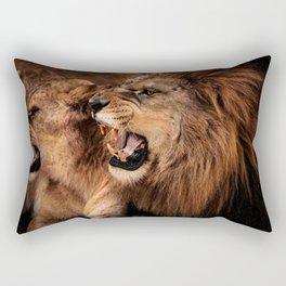 My right Arm Rectangular Pillow