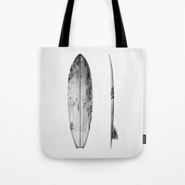 Surfboard Tote Bag