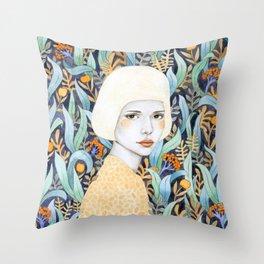 Emilia Throw Pillow