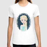 elsa T-shirts featuring Elsa by Joey Ellson