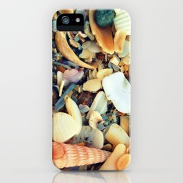 Shell Beach iPhone Case