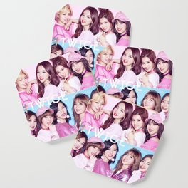 twice pink kpop Coaster
