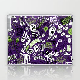 Print Brigade Collage Laptop & iPad Skin