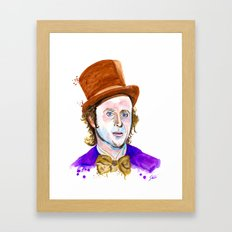 Pure Imagination Framed Art Print