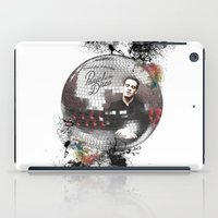 panic at the disco iPad Cases featuring Panic! At The Disco by Andrea Valentina