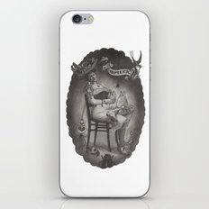 Lady Luck iPhone & iPod Skin