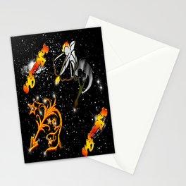 Sagittarius Astrology Sign Stationery Cards