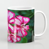 the xx Mugs featuring flowers xx by  Agostino Lo Coco
