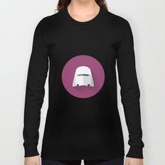 Snowtrooper Flat Design  Long Sleeve T-shirt