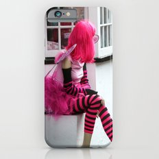 Lady in Pink iPhone 6s Slim Case