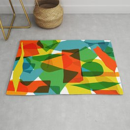 Super Colors Rug