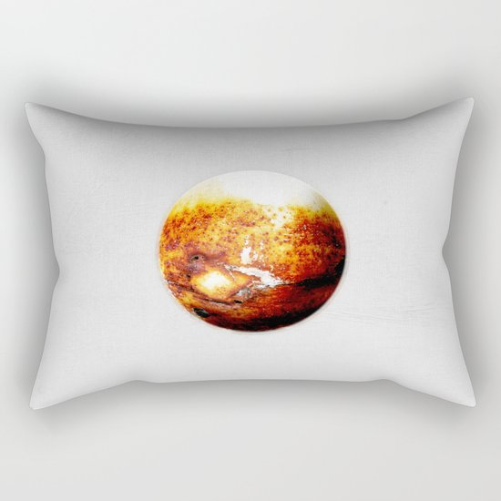 Element: Fire Rectangular Pillow