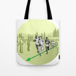 Prefontaine, 1973 Tote Bag