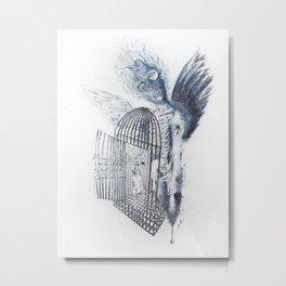 Malady of revery Metal Print