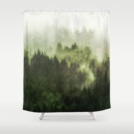 Haven - Nature Photography Shower Curtain