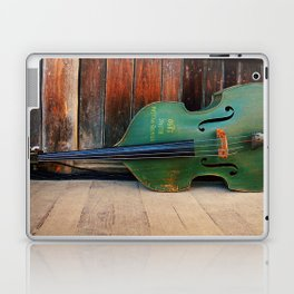 Double Bass Laptop & iPad Skin