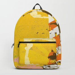 LIGHTHOUSE SHIP Backpack