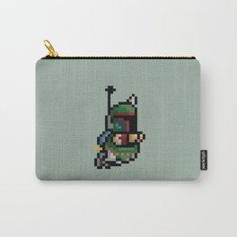 StarWars Bobba Fett Pixel Carry-All Pouch