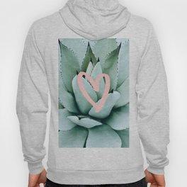 Succulent love Hoody