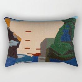 Say What? Rectangular Pillow