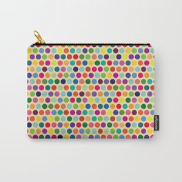 Geometric Pattern #4 Carry-All Pouch