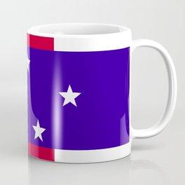 Netherlands Antilles flag emblem Coffee Mug