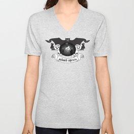Hallowed Capriccio logo Unisex V-Neck