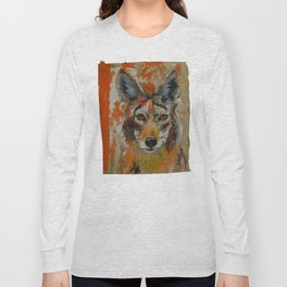 Coyote Long Sleeve T-shirt