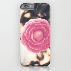 Pink Camellia iPhone 6s Slim Case