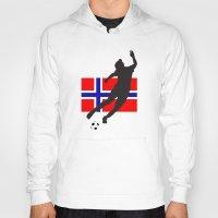 norway Hoodies featuring Norway - WWC by Alrkeaton