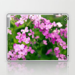 Eyes like Wildflowers Laptop & iPad Skin