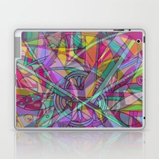 COLOR WINTER MOOD Laptop & iPad Skin