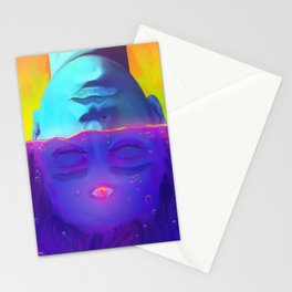 Inner Perception (Remake of 2014 version) Stationery Cards